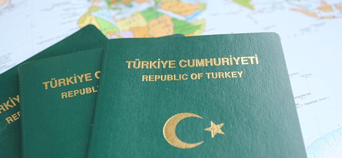 ihracatçılara yeşil pasaport hakkı