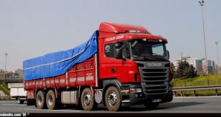 kırkayak kamyon